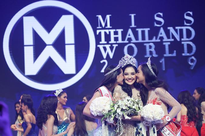 Miss Thailand World 2019
