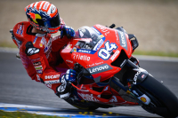Ducati's Andrea Dovizioso