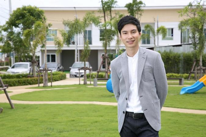 Peerawat Wanitwat, managing director of Teka Real Estate Co Ltd