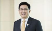 SET President Pakorn Peetathawatchai/Photo by SET