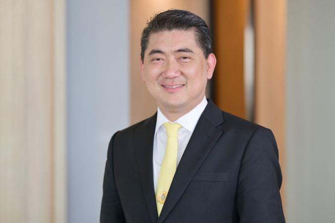 Prasit Boonduangprasert, chief executive officer of CPF