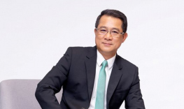 Sutee Sukruan, CEO of Banpu Power
