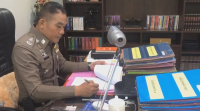 Pattani police chief Maj-General Piyawat Chalermsri