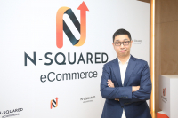 Nuttapon Boonpinon, managing partner of N-Squared eCommerce, says the company is linking with local partners for its expansion plans in the region.