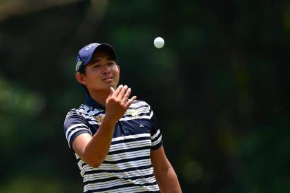 Pavit Tangkamolprasert/ PGA photo