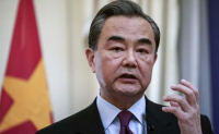 Wang Yi (photo by NDTV.com)