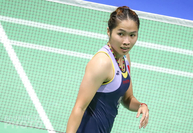 Ratchanok Intanon (Badminton Photo)