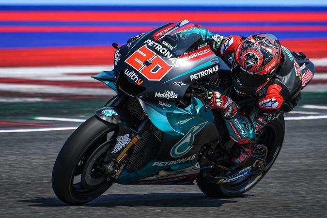 Fabio Quartararo  (MotoGP Photo)