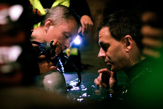 Cave rescue film set for November release