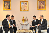 (Photo credit: Royal Thai Government's website)