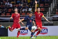 Thailand had to endure a disappointing draw against arch-rivals Vietnam, as the two fought out a goalless draw in the second round of the World Cup Asian Qualification Group G at the Thammasat Stadium in Pathum Thani province on Thursday.