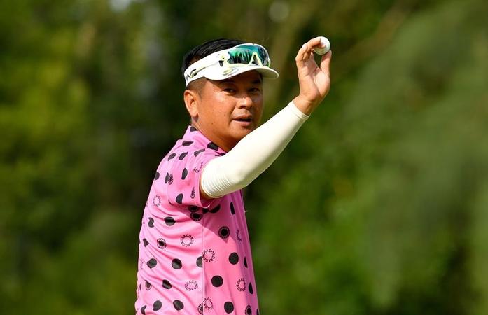 Lin Wen-tang (Asian Tour Photo)