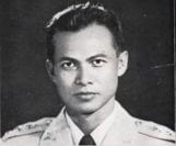 The statesman as a young man: prem in 1959. - Photos courtesy of Team Ceritalah