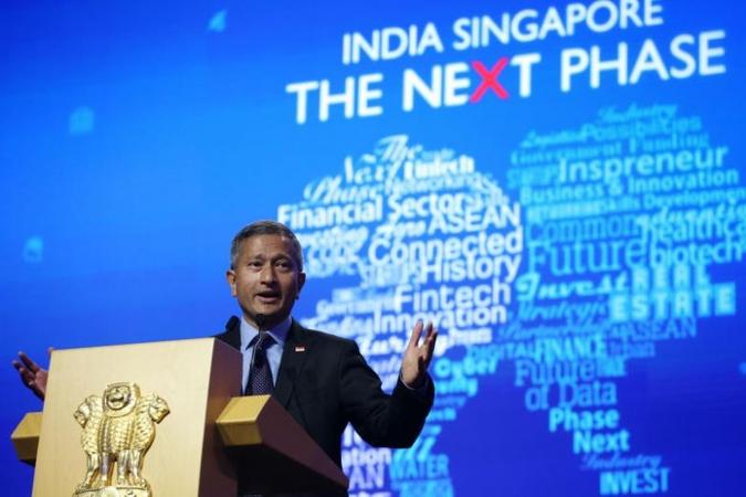 Foreign Minister Vivian Balakrishnan called the Regional Comprehensive Economic Partnership a