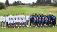 USA and Europe teams (LPGA photo)