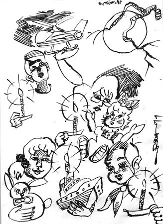 Illustration by Trịnh Lập