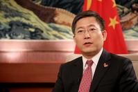 Ambassador Lyu Jian