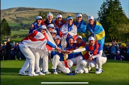 Europe Team (LPGA Photo)