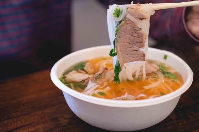 Vietnam comes bearing delicious pho