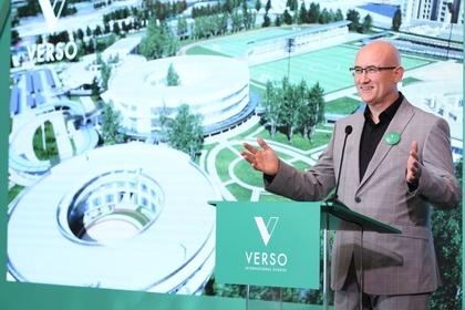 Cameron Fox, the Founding Head of VERSO International School