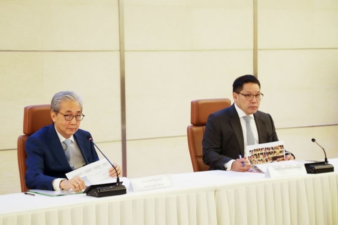 Somkid urges focus on ease of doing business to woo foreign investment