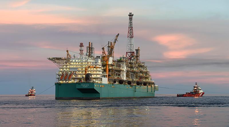 File  photo credit: Petronas : Petronas LNG facilities