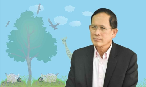 Dr Asadang Ruayajin