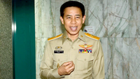 File Photo: Public Relations Department chief Lt-General Sansern Kaewkamnerd