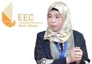 Eastern Economic Corridor (EEC) Office deputy secretary-general Tasanee Kiatpatraporn