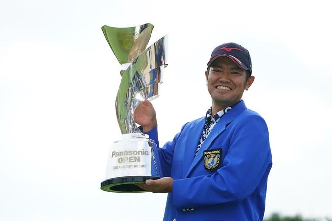Toshinori Muto (Asian Tour photo)