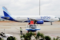 IndiGo flight. (File Photo: IANS)