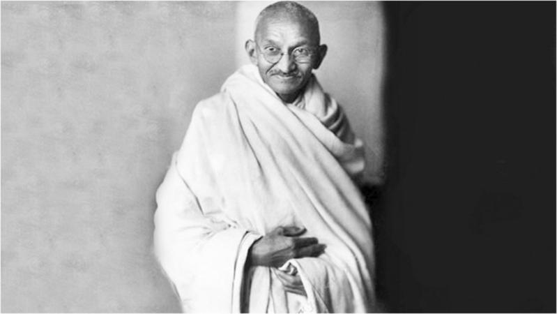 Mahatma Gandhi (1869-1948). PHOTO COURTESY: Pinterest