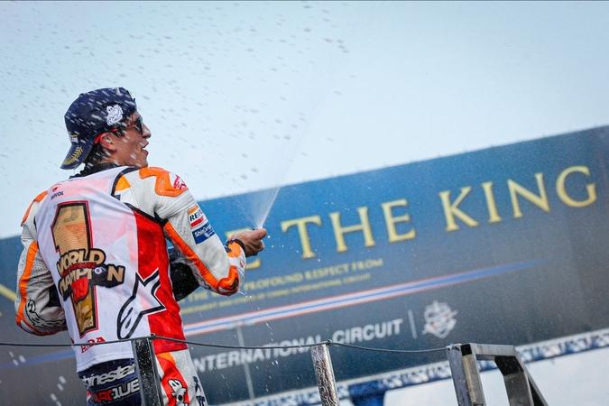 Marc Marquez (MotoGP photo)