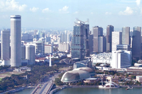 Singapore scored 84.8 out of a possible 100, beating the United States to the top spot in the rankings of 141 economies.ST PHOTO: LIM YAOHUI