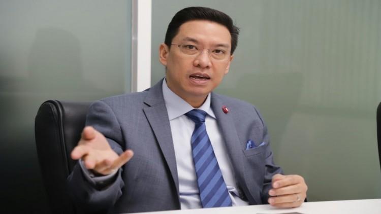Digital Economy and Society Minister Buddhipongse Punakanta