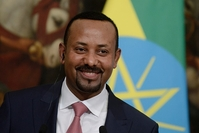 Ethiopia's Prime Minister Abiy Ahmed has been awarded the 2019 Nobel Peace Prize. Photo: Getty Images