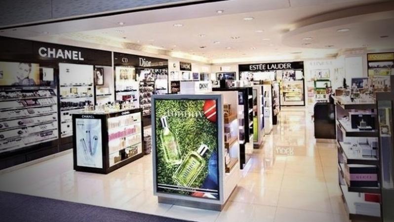 泰国机场廊曼机场免税优惠竞标