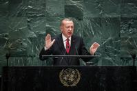 Recep Tayyip Erdogan /GettyImages
