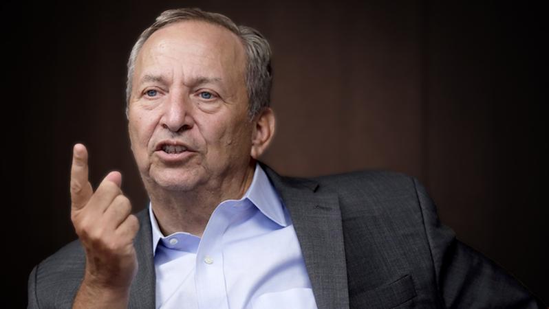 Lawrence Summers Photo: Bloomberg/Washington Post Syndication