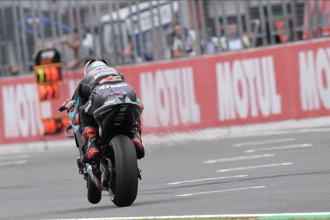 VR46 Pol Espargaro 44 MotoGP Mens Top Back