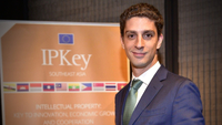 Tiago Guerreiro, project leader of the IP Key Southeast Asia Project