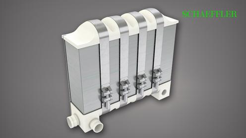 Schaeffler electric motors
