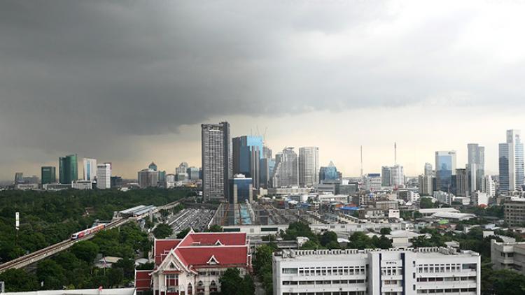 随着泰国曼谷租金飙升,CBD办公空间溢价