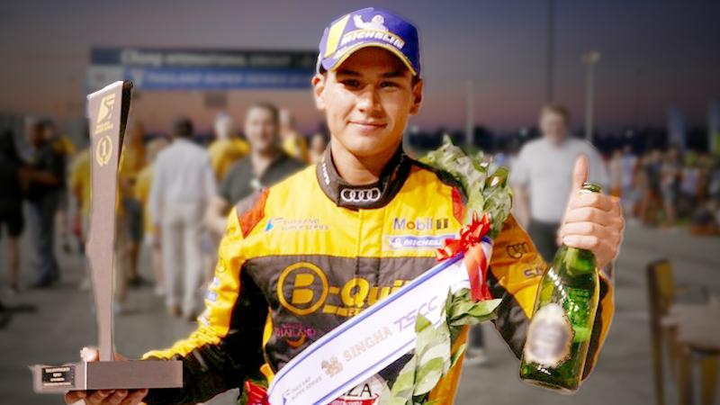 Sandy Kraokaew Stuvik获得泰国超级系列赛冠军