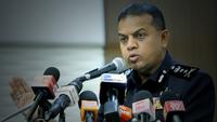 Bukit Aman Special Branch Counter Terrorism Division head DCP Datuk Ayob Khan