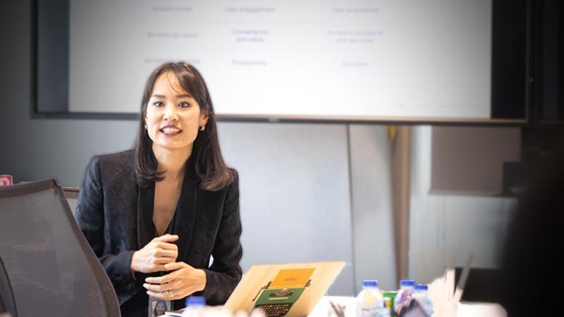 Google泰国临时国家经理April Srivikorn