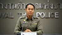 Pol Colonel Kritsana Pattanacharoen