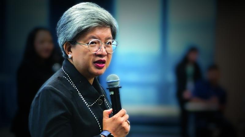 Ruenvadee Suwanmongkol, secretary-general of the Securities and Exchange Commission (SEC)