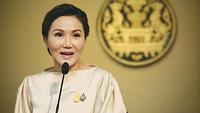 Thai government spokesman Narumon Pinyosinwat
