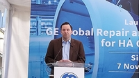 The chief executive of GE Gas Power, Scott Strazik says that Singapore has been a key industrial and talent hub for GE over the last 50 years.